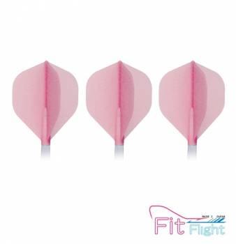 Flight-Set Nylon Slim Pink