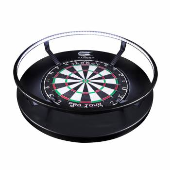 Dartboard LED Beleuchtung Corona Vision