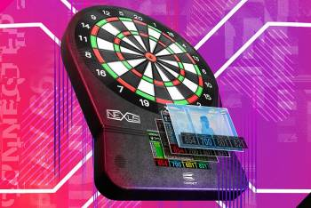 Target Nexus Global online Elektronik Dartboard
