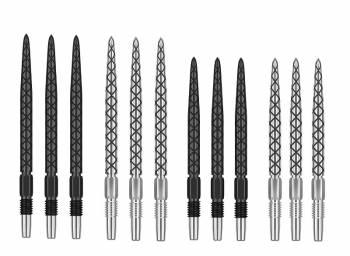 Winmau Steel Spitzen Pionts Steeldartspitzen Stahlspitzen Steeldart  32 mm