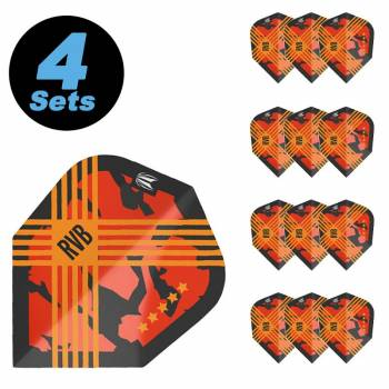 4 Flight Sets (12 pcs.) Standard RVB G3 Pro Ultra