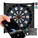 Dartprofi Global online Dartboard H2 VDarts mit Bluetooth und App